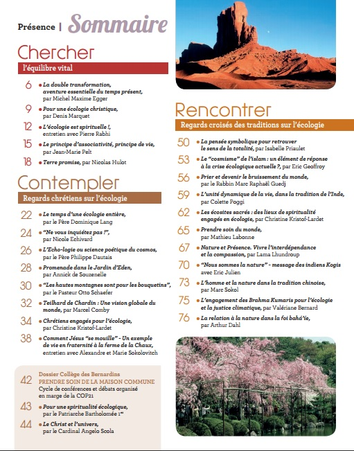 Sommaire p.1